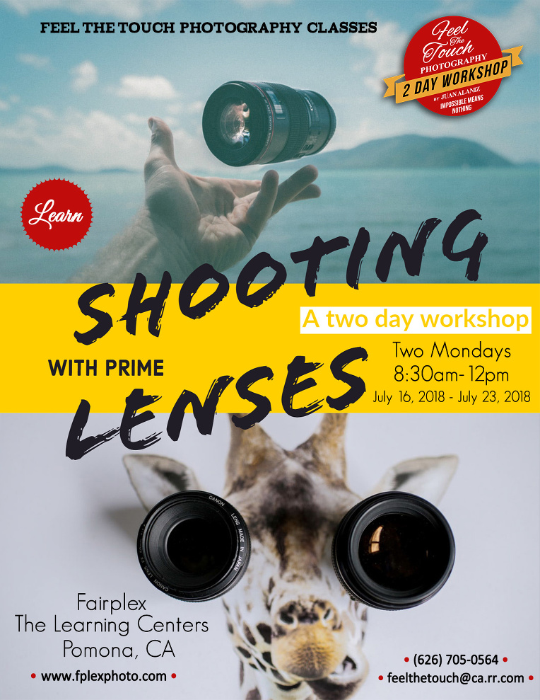 Shooting with Prime Lenses » Feel the Touch Photography